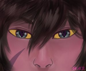 Galra Keith - Voltron by 7H47-0N3-N3RD