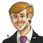 King Willem-Alexander by TheArtrix