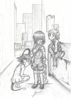 Children of the Street by Gotashi-Chan