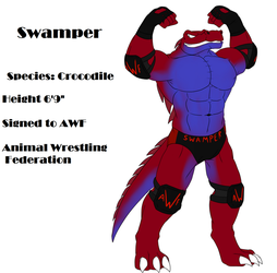 Swamper AWF by AxlReigns