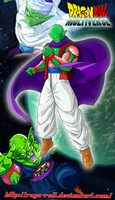 The Giant Super Namek- Gast Carcolh by ruga-rell