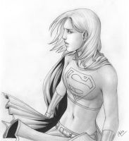 SuperGirl - 00 by Drakyx