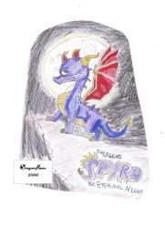 Spyro The Eternal Night by Dragonsflame2000