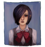 GIF WARNING- Tokyo Ghoul by sachcell