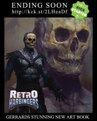 KICKSTARTER ABOUT TO END : SKELETOR by Sallow