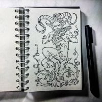 Instaart - Panpiper by Candra