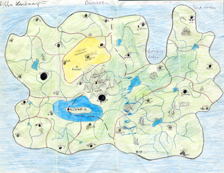 Old old map by Riibu