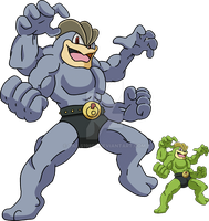 068 - Machamp - Art v.2
