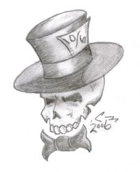 Dead Hatter by simplemanAT