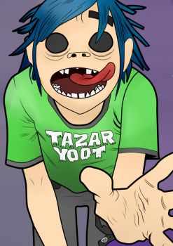 2D in 2D by swifty-cheese