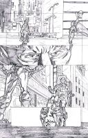THE STARS 4 - Page 13 Pencils by KurtBelcher1