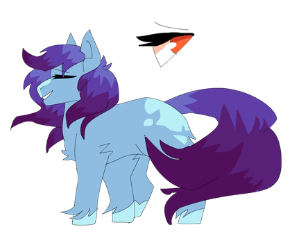 Pony Adoptable Auction - [OPEN] by StationPass