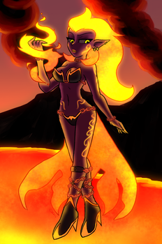 Ifrit by Zaron