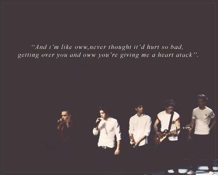 heart atack. by 1Dismylife