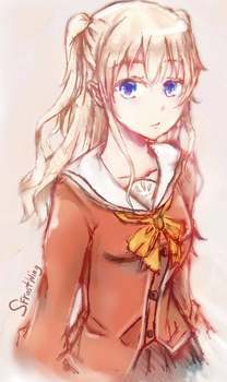 Tomori by SFrostWing