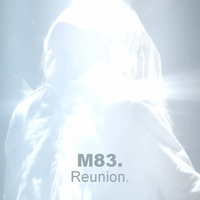 M83 - Reunion Single Cover 2 by wifun2012