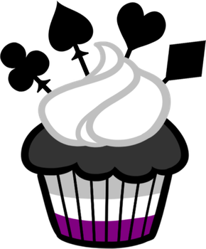 Ace Cupcake + All The Toppers! by Galadnilien