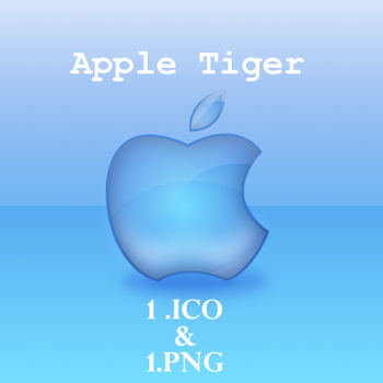 Apple Tiger by Marcaemond