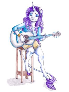 Soft Rock Rarity by Earthsong9405