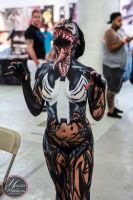 Venom Cosplay - 5 by GhostXS