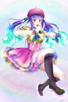 Vocaloid Xin Hua by zeldapoo