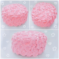 .: Rosette Cake :. by Angelinia