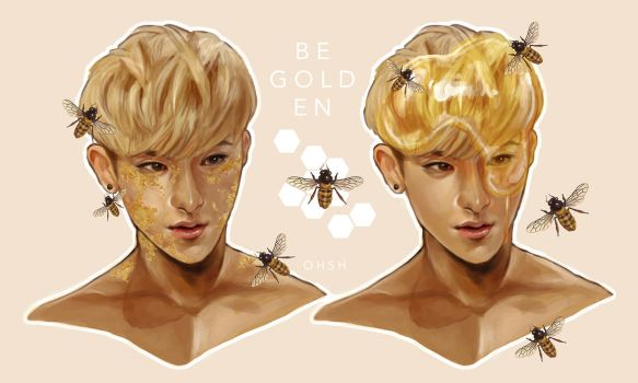 Be Golden by ohsh
