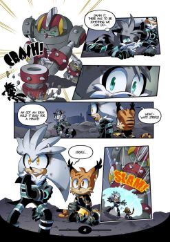 ''Heroes come back'' Chapter 4 Page 4 by FinikArt