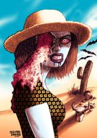 Summer Chic Zombie 3 by jmmk86