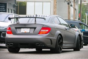 AMG Black Series by SeanTheCarSpotter