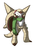 Chesnaught by Primmly