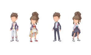 Clothes in My Time At Portia 8 by PatheaGames