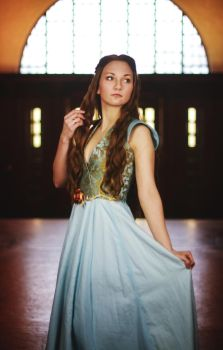Margaery Tyrell, Kings Landing 1 by Santatory