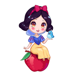 Snow White by Prywinko