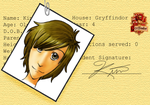 Hogwarts ID by l3ubbles