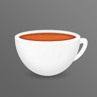Coffee Cup by aciddagger