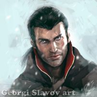 Assassin's creed: Rogue by G-manbg