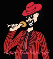 Happy Thanksgiving from BJC by BigJohnnyCool