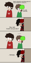 YouTube Comic: 'Dick'tionary by Ravenslpash26