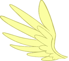 Glaze - Open Wing Vector by SunflowerTwix