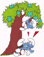 Smurfs 19 by 1woof1