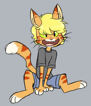 Catboy Adoptable [CLOSED] by JitterbugJive
