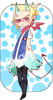 ||AUCTION|| Monster Boy Walmart Employee- CLOSED! by ShoniiAdopts