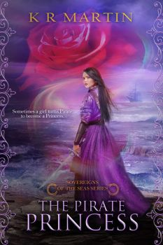 The Pirate Princess by CoraGraphics