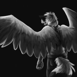 Avenging Angel by Scent-of-Shadows