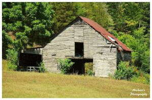 The Barn On Cub Creek by TheMan268
