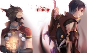 ERROR by Zokurobi