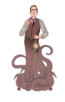 Lovecraft by pax112