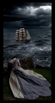 To Sea by Jenna-Rose