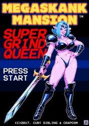 Grind Queen Loadscreen by curtsibling